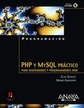 PHP y MySQL práctico. Para diseñadores y programadores Web