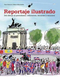 REPORTAJE ILUSTRADO                                                             DEL DIBUJO AL P