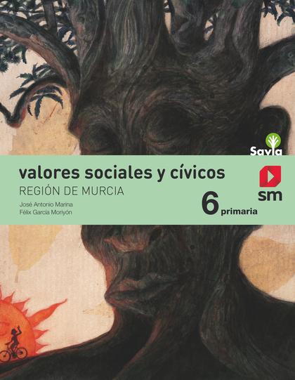 VALORES SOCIALES Y CÍVICOS. 6 PRIMARIA. MURCIA.
