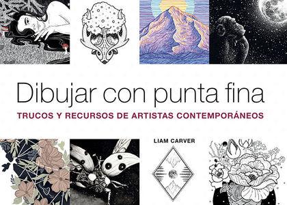 DIBUJAR CON PUNTA FINA                                                          TRUCOS Y RECURS