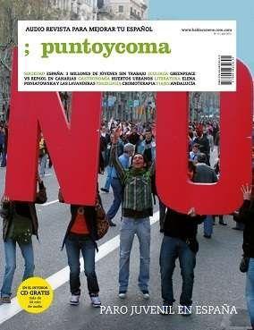 PUNTO Y COMA. PARO JUVENIL.