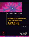 Desarrollo de módulos y aplicaciones con Apache