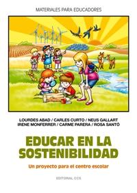 EDUCAR EN LA SOSTENIBILIDAD.