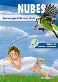 NUBES. CANCIONES PARA EDUCACIÓN INFANTIL.