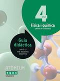 GUIA DIDÀCTICA FÍSICA I QUÍMICA 4 ESO ATÒMIUM.