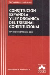 CONSTITUCION ESPAÑOLA 11ªED TLB 12