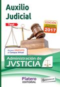 CUERPO DE AUXILIO JUDICIAL DE LA ADMINISTRACIÓN DE JUSTICIA. TEST.