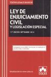 ENJUICIAMIENTO CIVIL 11ªED TLB 12
