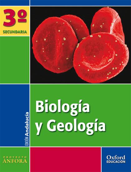 ÁNFORA, BIOLOGÍA Y GEOLOGÍA, 3 ESO (ANDALUCÍA)