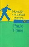 EDUCACION Y ACTUALIDAD BRASILEÑA