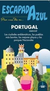 PORTUGAL ESENCIAL                                                               ESCAPADA AZUL P