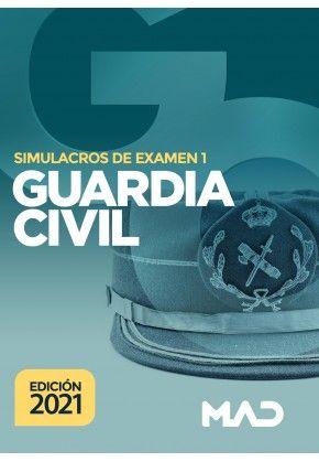 GUADIA CIVIL SIMULACROS DE EXAMEN 1