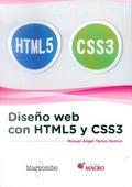 DISEÑO WEB CON HTML5 Y CSS3.