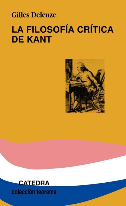 La filosofía crítica de Kant