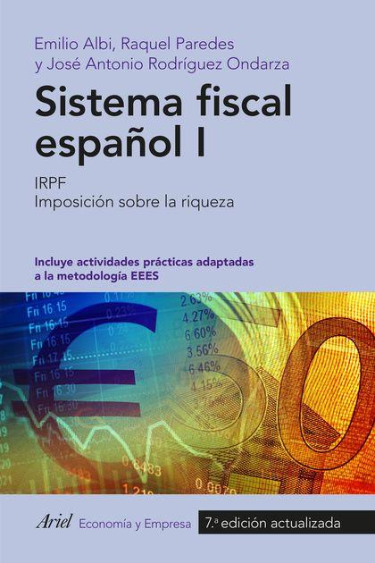 SISTEMA FISCAL ESPAÑOL I (2016)