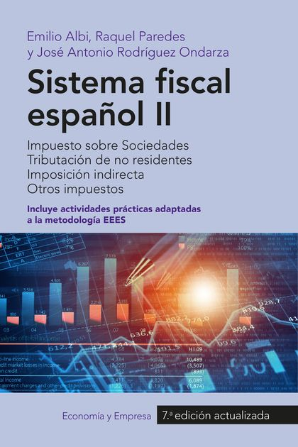 SISTEMA FISCAL ESPAÑOL II (2016)