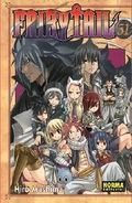 FAIRY TAIL 51.