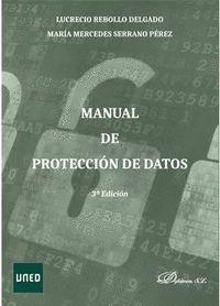 MANUAL DE PROTECCION DE DATOS (3ª ED. 2019)