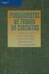 FUNDAMENTOS DE TEORÍA DE CIRCUITOS