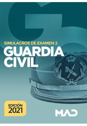 GUARDIA CIVIL SIMULACROS DE EXAMEN 2