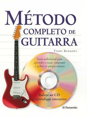 MÉTODO COMPLETO DE GUITARRA