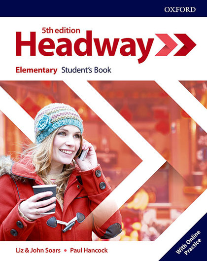 NEW HEADWAY 5TH EDITION ELEMENTARY. STUDENT´S BOOK WITH STUDENT´S RESOURCE CENTE
