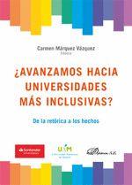 AVANZAMOS HACIA UNIVERSIDADES MAS INCLUSIVAS