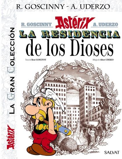 LA RESIDENCIA DE LOS DIOSES. LA GRAN COLECCIÓN, 17.