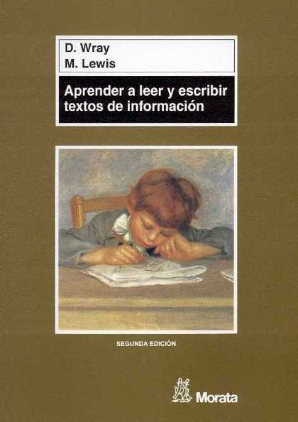 APRENDER A LEER Y ESCRIBIR TEXTOS DE INFORMACION