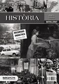 HISTÒRIA, BATXILLERAT (BALEARES, CATALUÑA). PROPOSTA DIDÀCTICA