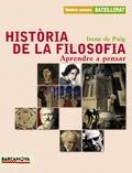 HISTÒRIA DE LA FILOSOFIA, APRENDE A PENSAR, 2 BATXILLERAT (BALEARES, CATALUÑA)