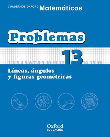 MATEMÁTICAS, PROBLEMAS, EDUCACIÓN PRIMARIA, 3 CICLO. CUADERNO TEMÁTICO 13