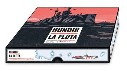 HUNDIR LA FLOTA DAZZLE.