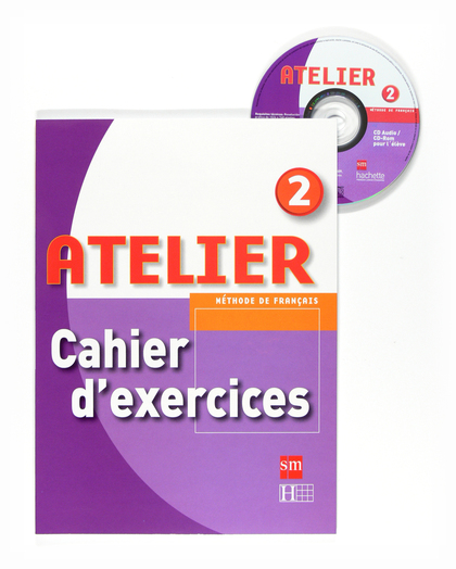 ATELIER, 2 ESO. CAHIER D´EXERCICES