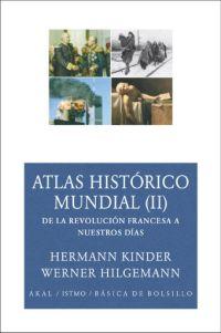 ATLAS HISTÓRICO MUNDIAL II.