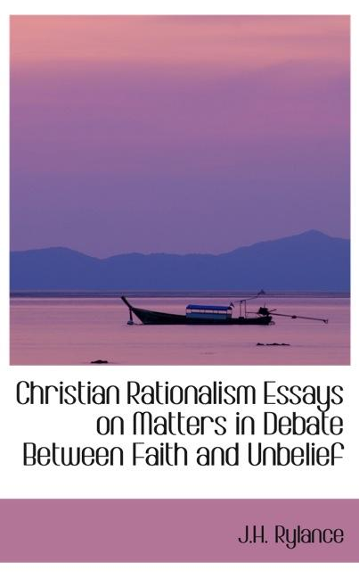rationalism 2 essay Critical rationalism differs radically from the traditional rationalism of plato, descartes and the like in a number of ways  essays on realism and rationalism.