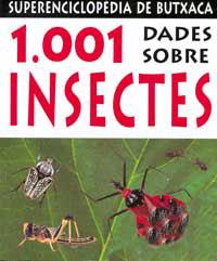1001 DADES SOBRE INSECTES