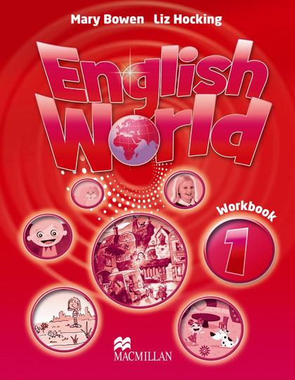 ENGLISH WORLD 1ºEP WB