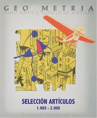 GEOMETRIA SELECCION DE ARTICULOS 1.985-2.000