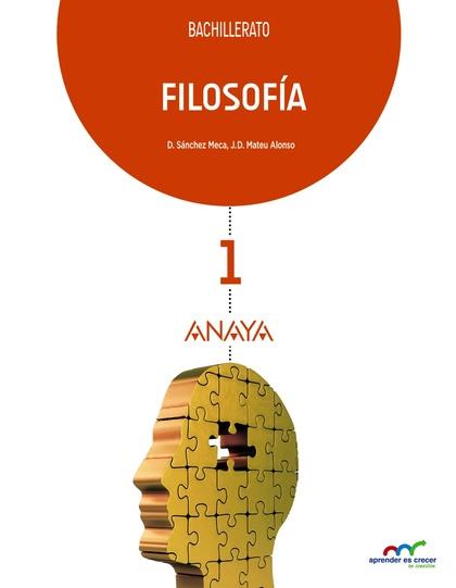 FILOSOFÍA 1ºBACH ANDALUCÍA/ARAGÓN 2016
