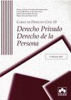 CURSO DE DERECHO CIVIL I 5ª ED.DCHO.PRIV.