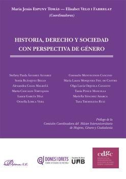 HISTORIA, DERECHO Y SOCIEDAD CON PERSPECTIVA DE GÉNERO.