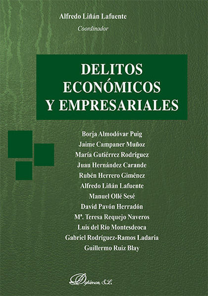 DELITOS ECONÓMICOS Y EMPRESARIALES.