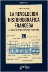 La revolución historiográfica francesa