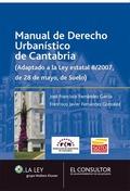 Manual de Derecho Urbanístico de Cantabria