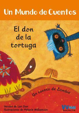 EL DON DE LA TORTUGA (VVKIDS).