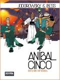 ANÍBAL CINCO, EDICIÓN INTEGRAL.