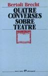 QUATRE CONVERSES SOBRE TEATRE : LA COMPRA DEL LLAUTÓ