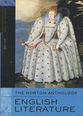 THE NORTON ANTHOLOGY ENGLISH LITERATURE VOL. 1