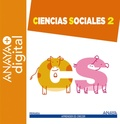 CIENCIAS SOCIALES 2. PRIMARIA.ANAYA + DIGITAL. 2015.